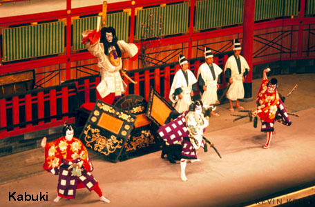 Seni Teater Kabuki