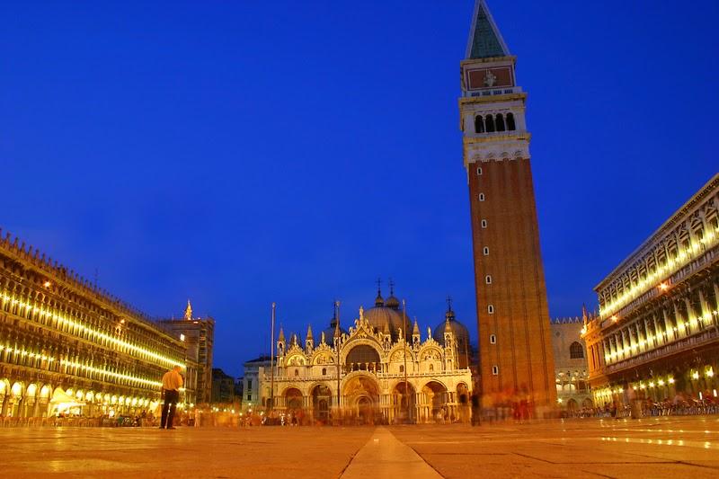 Plaza de San Marcos Venecia. Las Plazas más bonitas de Europa