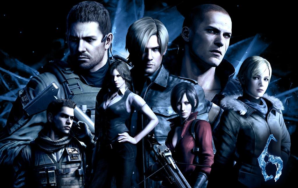 Fierce Divas & Femmes Fatales: Review: Resident Evil 6