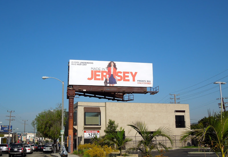 Made in Jersey billboard