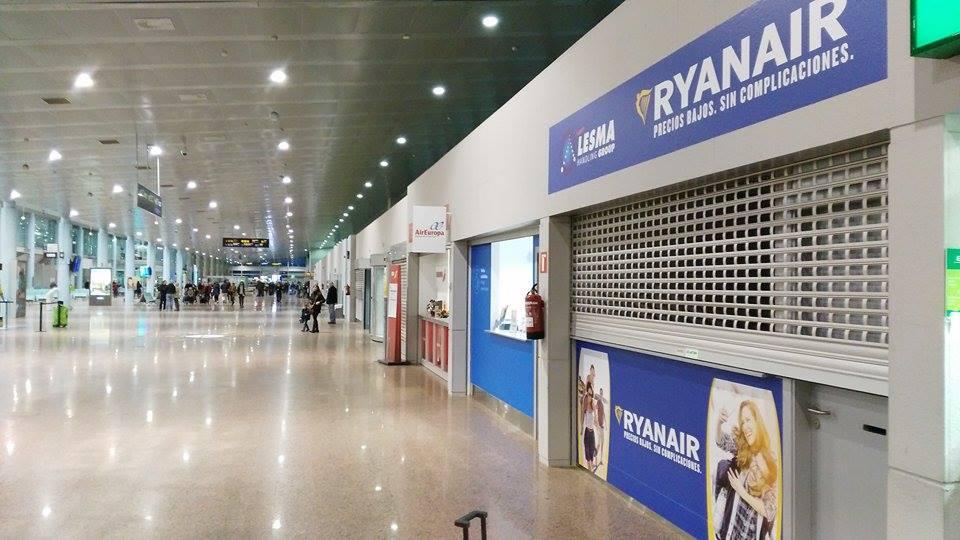 Aeropuerto de vigo blog aterriza el primer vuelo for Oficinas vueling barcelona