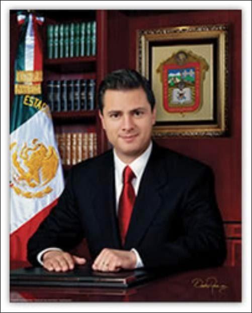 Presidentes de México