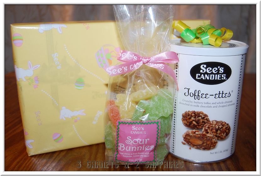 3 garnets 2 sapphires sees candies make perfect easter gifts sees candies make perfect easter gifts for your favorite tweens teens and adults negle Gallery