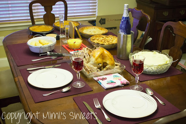 Thanksgiving: Pie, Pie, and More Pie!