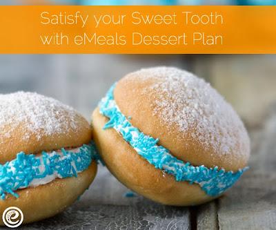 eMeals Dessert Meal Plan