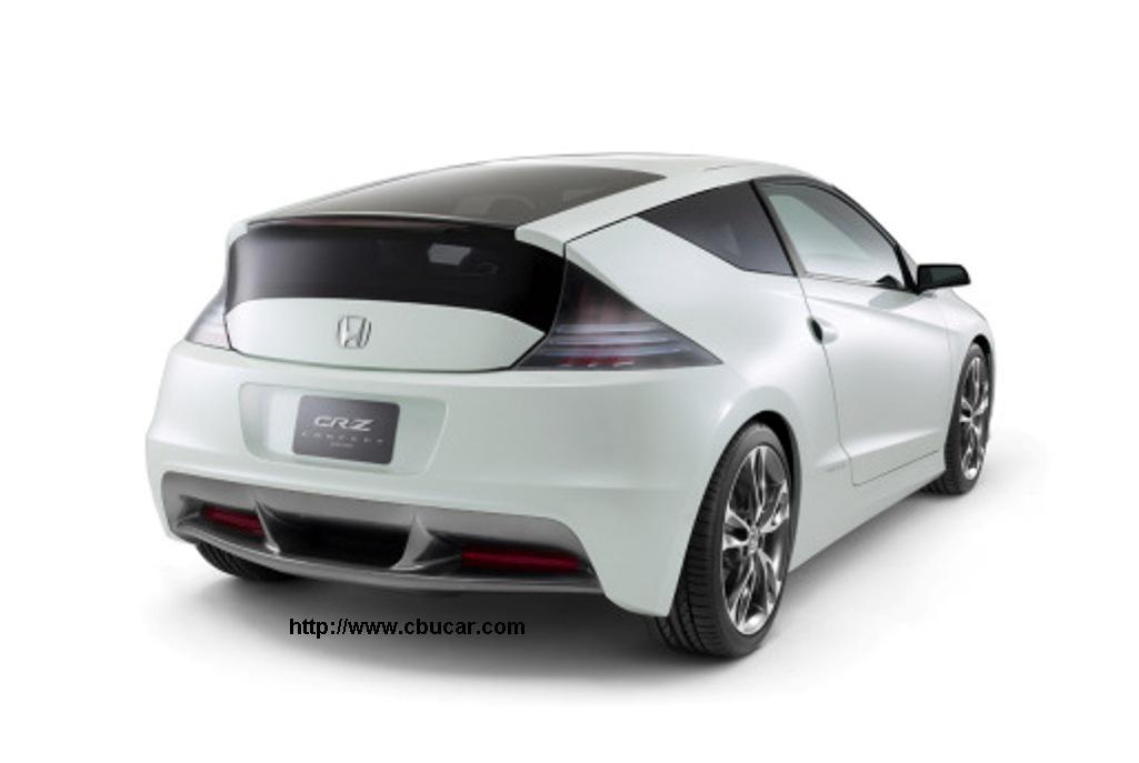 mobil hybrid keluaran terbaru dari pabrikan mobil jepang honda telah