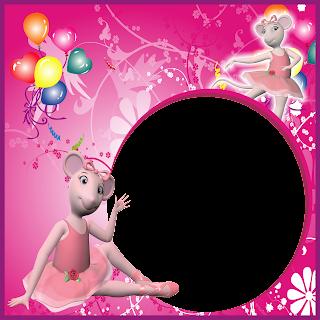 Marcco Para Plea  O Angelina Ballerina