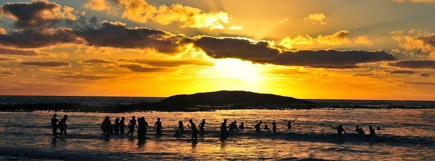 Couverture facebook cocher de soleil en afrique du sud