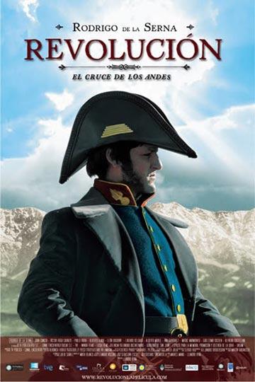 Revolución: El cruce de Los Andes DVDFULL
