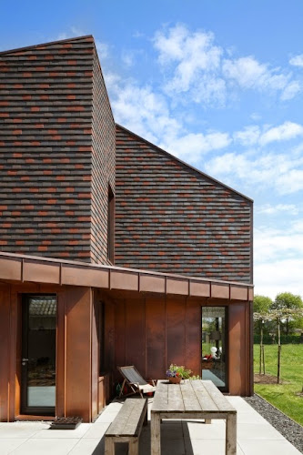 Zero Energy House by BLAF Architects