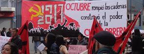 CELEBRAR UN SIGLO DE LA GRAN REVOLUCIÓN DE OCTUBRE!!