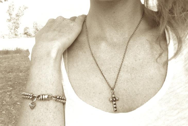 Accessori e gioielli neo gotici Quinto Ego