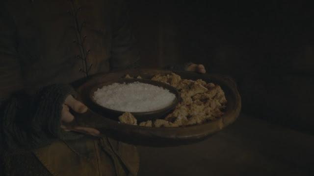 leyes hospitalidad pan y sal - Juego de Tronos en los siete reinos