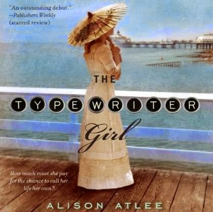 The Typewriter Girl by Alison Atlee Book Tour and Giveaway!