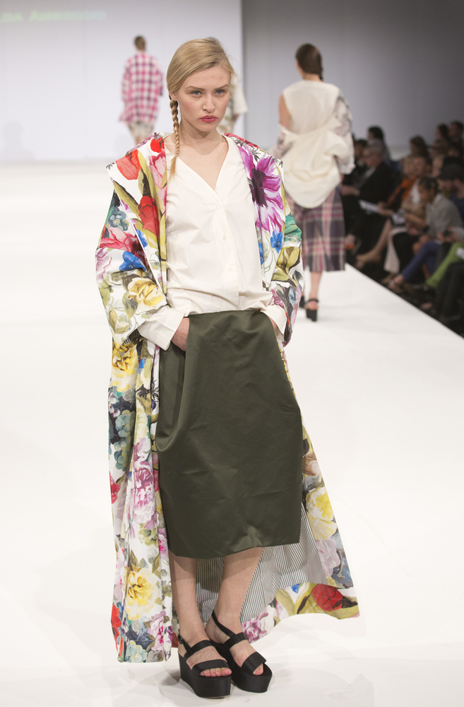 Graduate Fashion Week London Marangoni