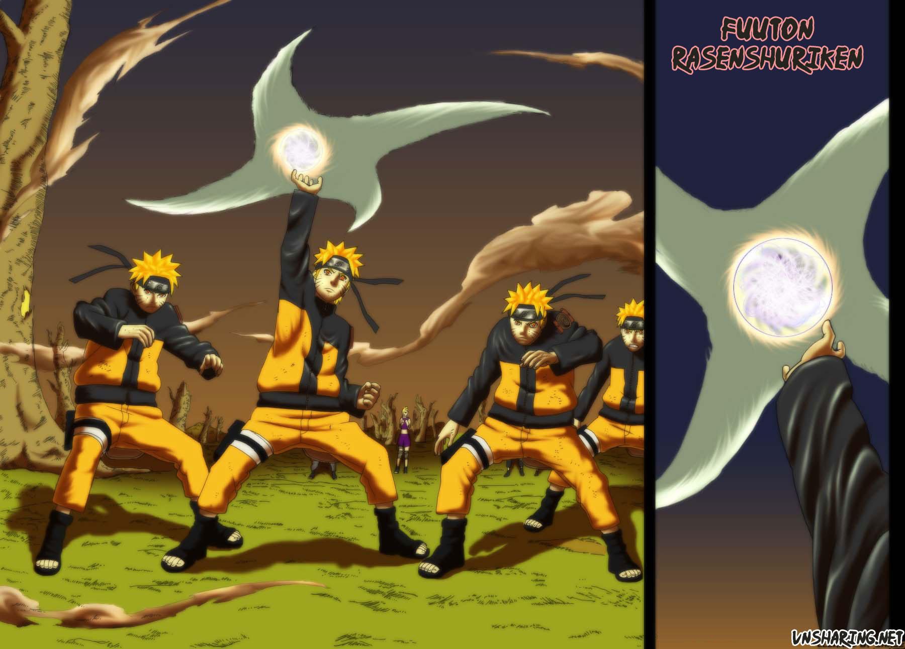 Naruto chap 339 Trang 18 - Mangak.info