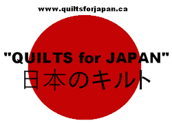 Quilts for Japan Canada