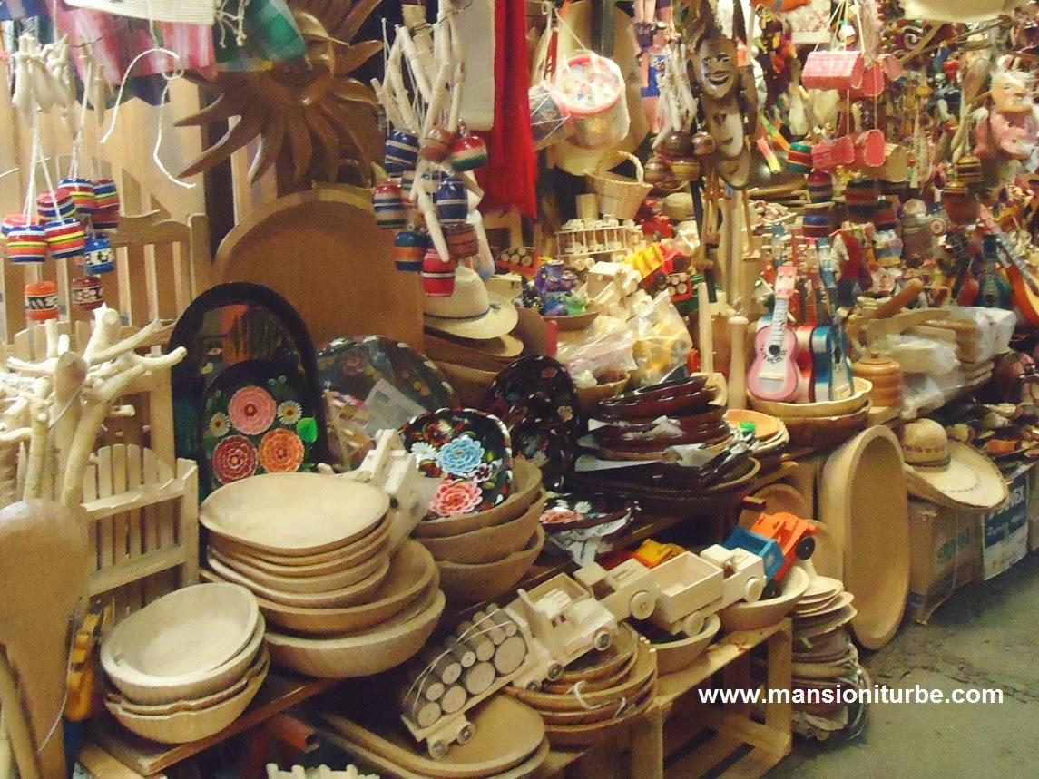 Artisan Toys in Patzcuaro