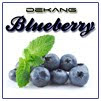 Eliquide e-cigarette blueberry