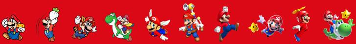 Super Mario Brothers - Super Mario Crossover