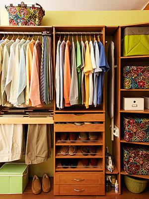 Dondehogar accesorios para organizar el vestidor - Accesorios para organizar armarios ...