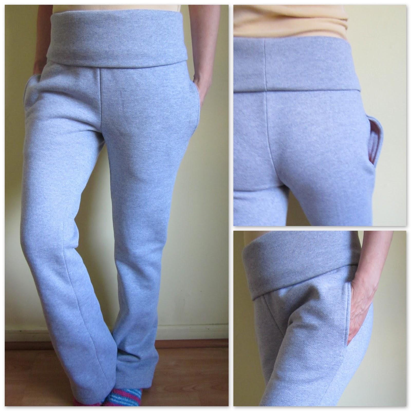 Спортивные штаны для беременных своими руками