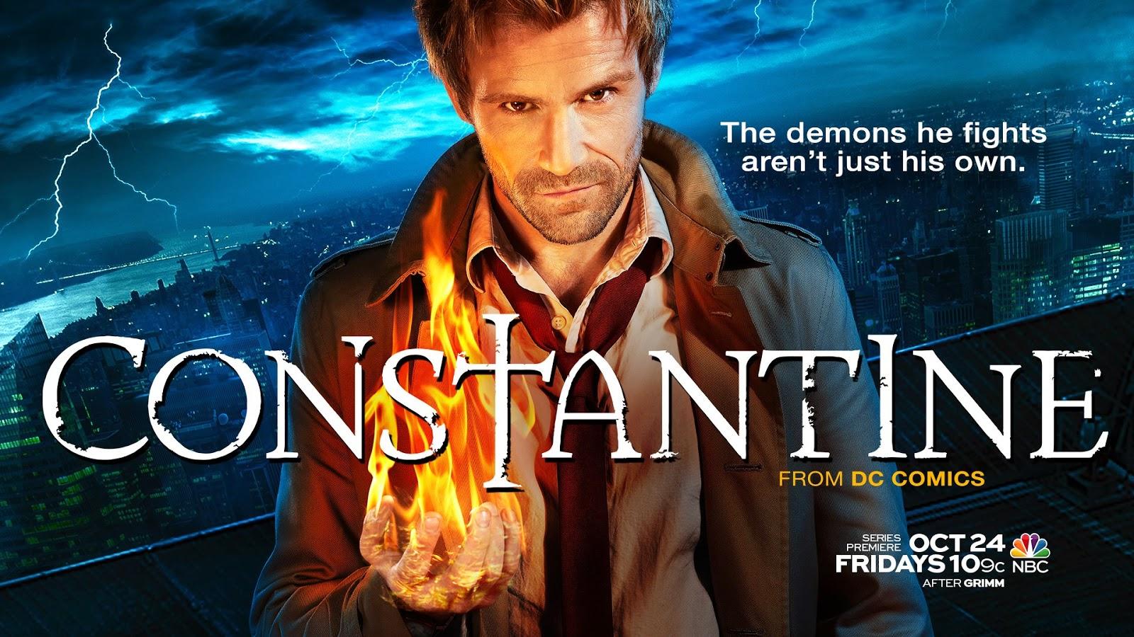 Constantine (Siri TV)