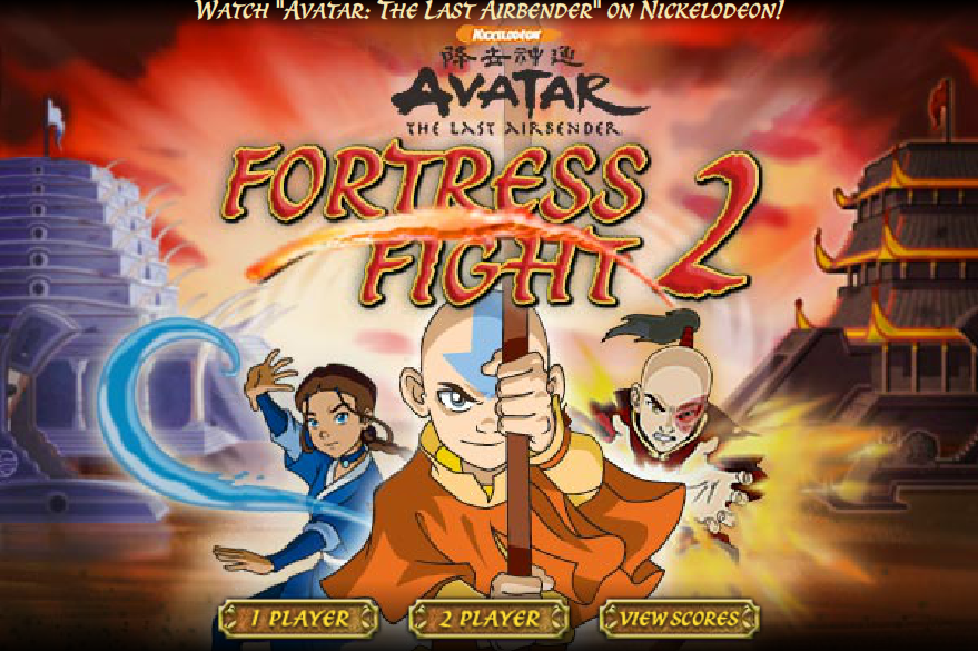 Game Avatar The Last AirBender