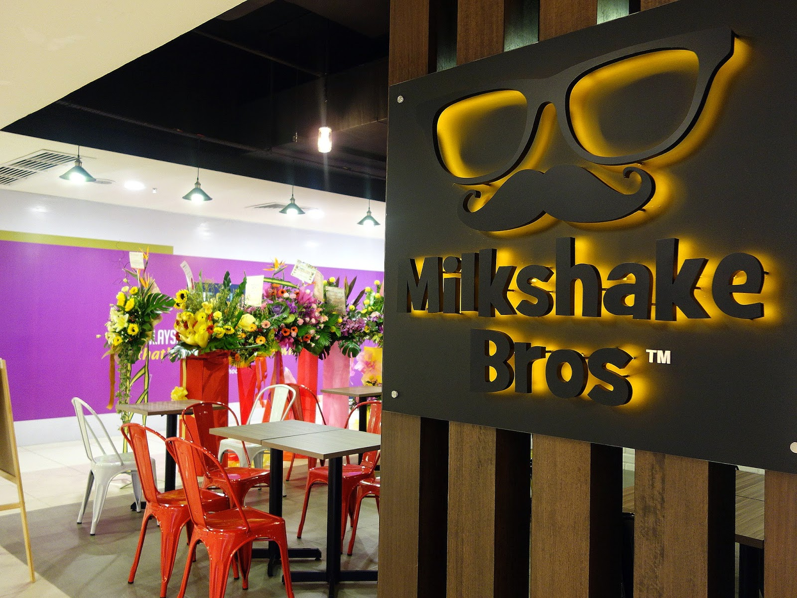 For milkshake lovers a bromance is set to bloom in Jaya e thanks to