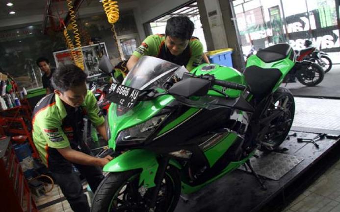 Kawasaki Ninja 250sl Rr Mono 1 Silinder