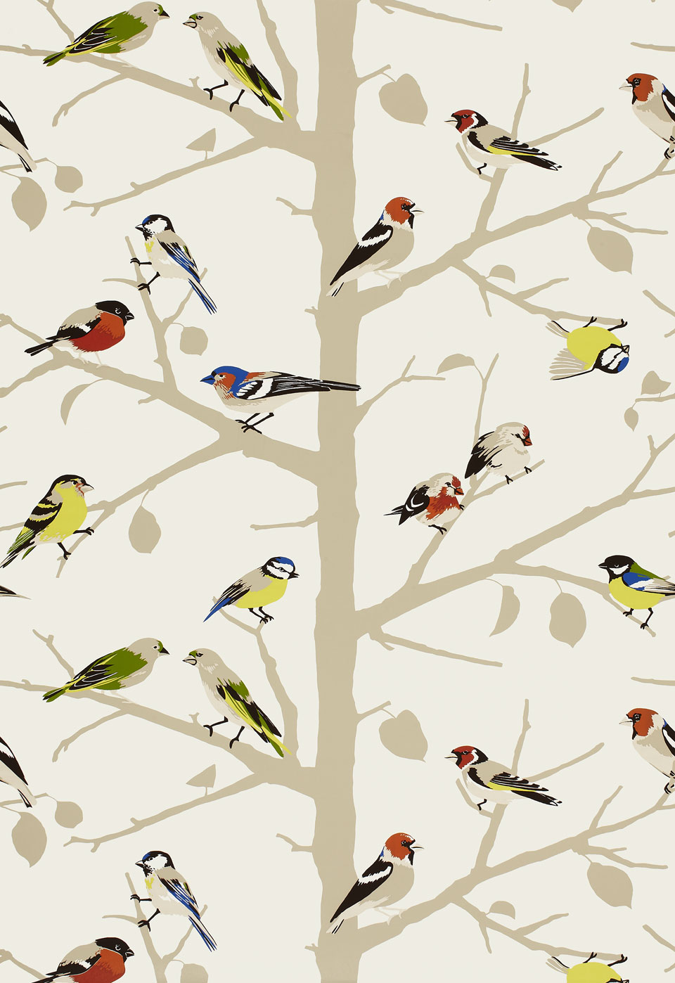 Wallpaper Designs With Birds : Sasha s inspirations patterns of fun