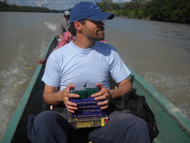 SEMBRANDO SEMILLA LIMPIA EN CHOCÓ-COLOMBIA