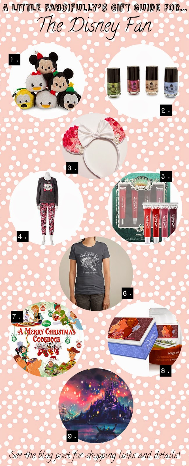 Disney Fanatic Gifts Holiday Gift Guide The Disney