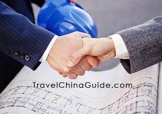Handshaking, Chinese Etiquette