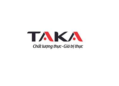 Công ty cổ phẩn TAKA Việt Nam dung dms one viettel
