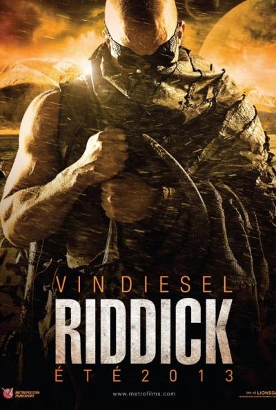 Riddick (2013) Online Latino