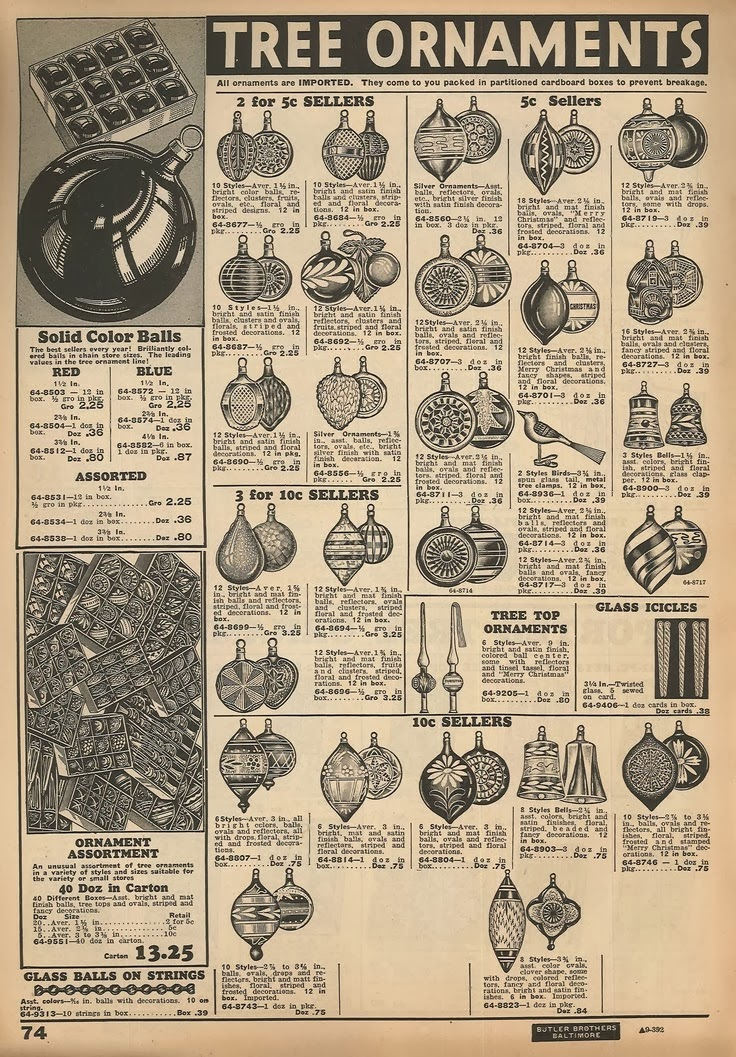 the vintage reader homemade cheer christmas during the great depression - Christmas Decoration Catalogs
