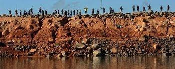 Xingu River, Belo Monte.