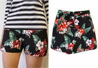 Sewing Pattern: Esther Shorts