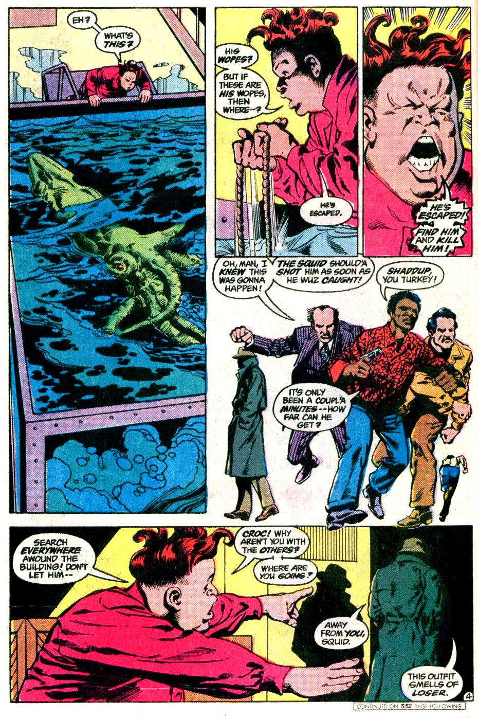 Detective Comics (1937) Issue #524 Page 5