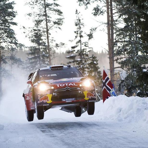 Rallye de Suecia Arranca el WRC 2011