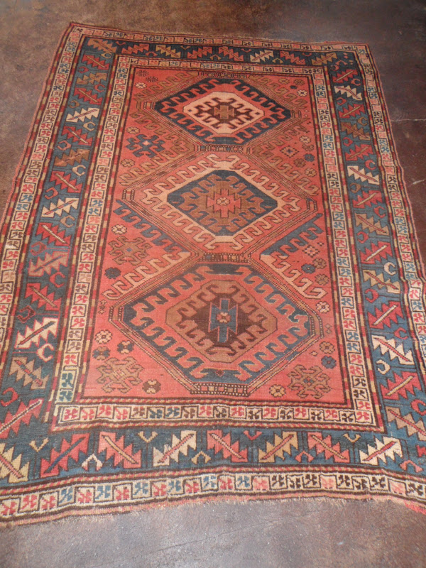 Main Street Oriental Rugs Cleaning Of Antique Russian Rug