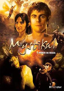 Mystikal – O Mundo da Magia DVDRip Dual Áudio
