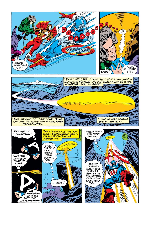 Captain America (1968) Issue #187 #101 - English 3