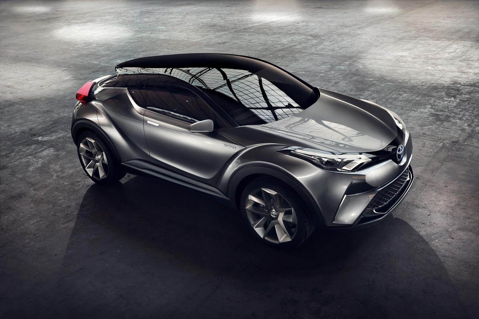 official 2016 toyota c hr concept the counterweight of. Black Bedroom Furniture Sets. Home Design Ideas