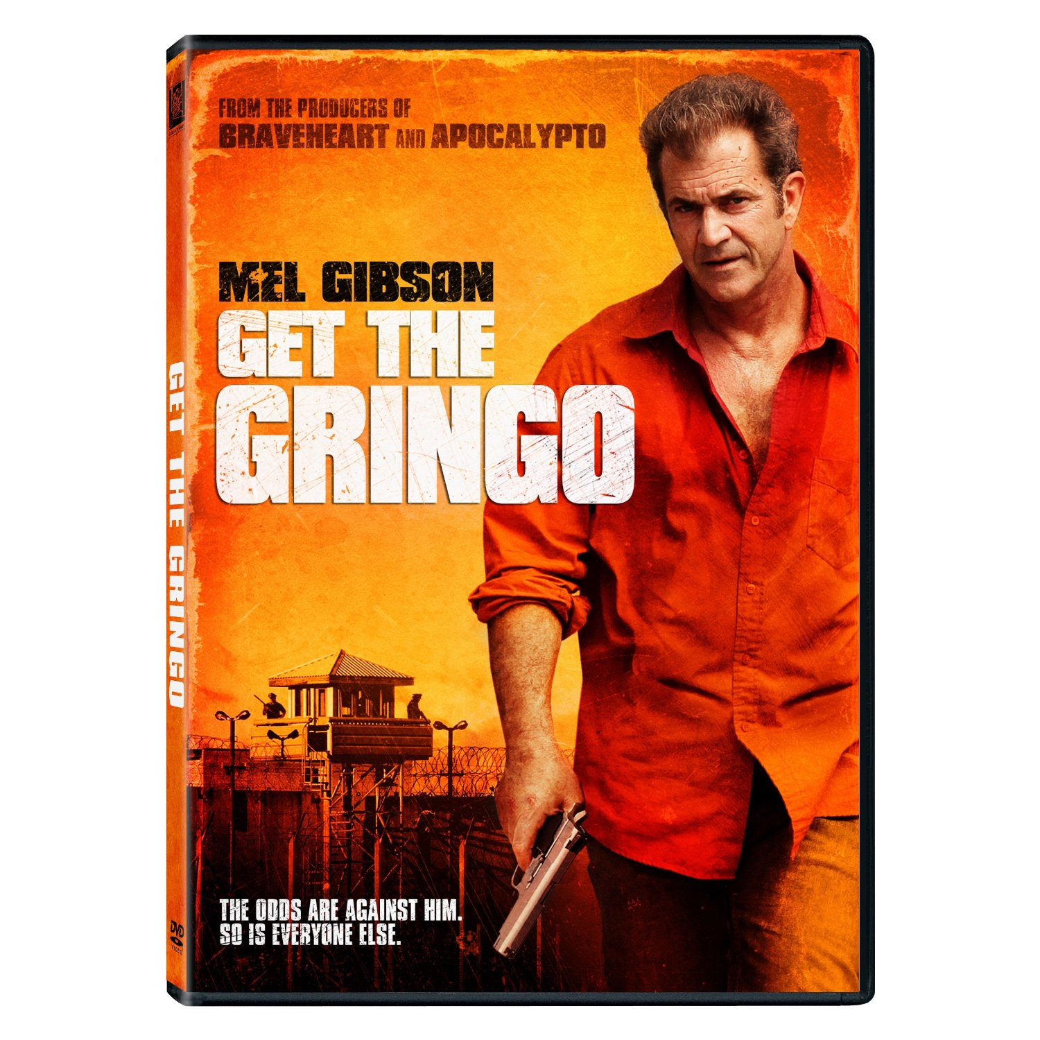 Digital Views: GET THE GRINGO: GIBSON IS BACK