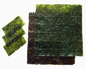 Nori-seaweed