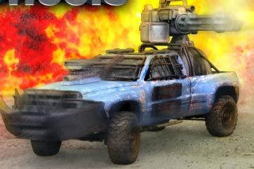 Araba Saldırı Oyunu 2014