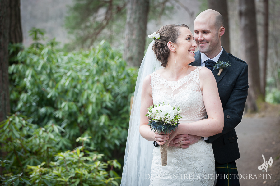 Port-na-Craig Wedding
