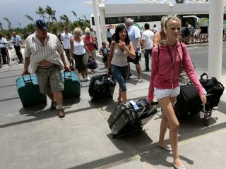 Turistas británicos - noticias turísticas